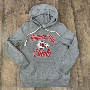 NFL Kansas City Chiefs Sweatshirt Hoodie Size M